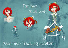Theliane Duldiomt by Tori-Fan