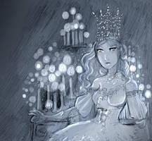 Queen of ice by Tori-Fan