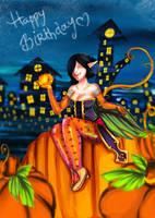 So, i heard you like orange? by Tori-Fan