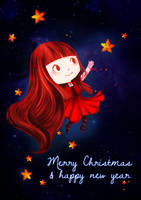 Merry christmas by Tori-Fan