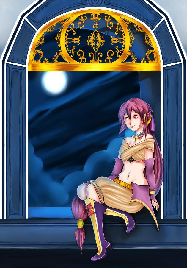Monica - Dark Chronicle by Tori-Fan