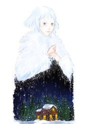 Manteau de neige by Tori-Fan
