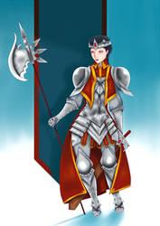 Queen Varaika by Tori-Fan