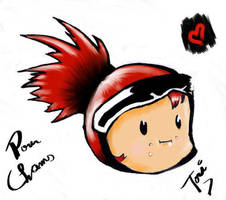 Renji Kawaii by Tori-Fan