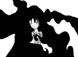 Black doll by Tori-Fan