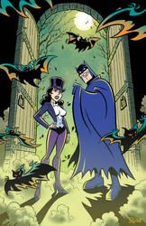 Batman Zattana by cretineb