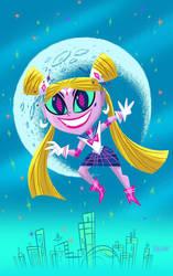 Sailor Moon by cretineb