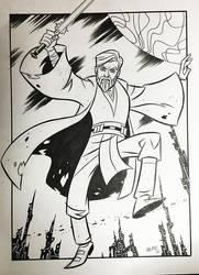 Obi Wan Kenobi by cretineb