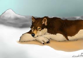wilczyca by Mazakdupa