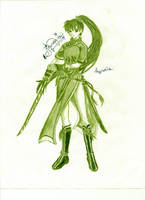 Lyndis by lindysu