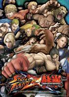 Street Fighter X Tekken Cover by TekkeNetwork