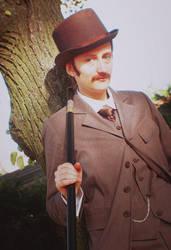 . Dr. Watson CoSpLaY o1 . by Schokoschal