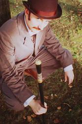. Dr. Watson CoSpLaY o2 . by Schokoschal