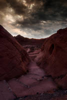 Star Wars Canyon by sciph