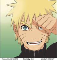 426 - Naruto - Don't give up by Kazi-kami