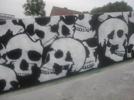 Boneyard Close-up by publicdisregard