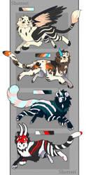 Feline Batch (SB:1$ or 100point) [OPEN] by Shotteri
