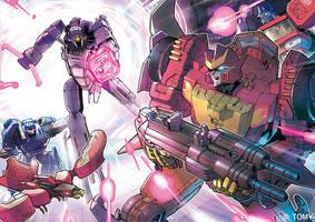 Transformers:Cloud artworks S03ep6 by zibanitu6969