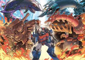 Transformers:Cloud artworks S04ep4 by zibanitu6969