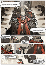 TMNT Dimension M Red and Black #10 Part1 page2/10 by zibanitu6969