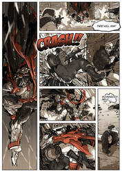 TMNT Dimension M Red and Black #10 Part1 page5/10 by zibanitu6969