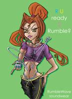 RumbleWave by Pepius
