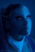 Neon Portrait 6 by Linire