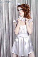 White Doll 4 by Linire