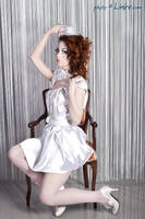 White Doll 3 by Linire
