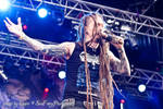 Amorphis - Qstock 2013, Oulu, Finland - 2 by Linire