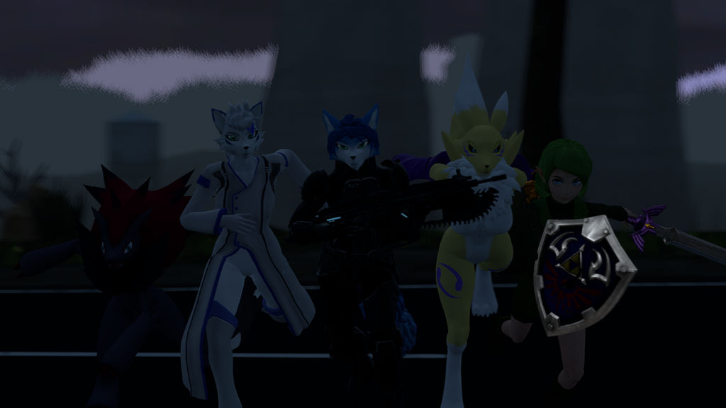 team A by jhonfurry