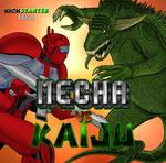 Mecha vs Kaiju Kickstarter by MechaVsKaiju