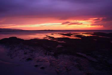 Before the sunrise. by KatherineDavis
