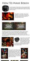 How to make bokeh by KatherineDavis