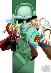 Alchemy Gets Busted by RickyBryantJr