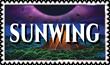 Sunwing Book stamp by DangerHillTerror