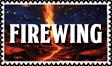 Firewing Book stamp by DangerHillTerror