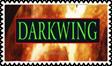 Darkwing Book stamp by DangerHillTerror