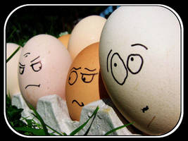 Eggs.. by Niikii