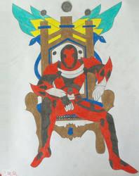 Dolos - The King of Heaven by ShikuroxKanno