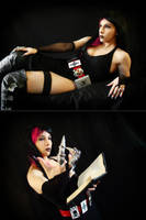 Gothica Cosplay Commission 05 by Bastetsama-Cosplay