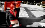Iori Yagami KOF XII Cosplay 07 by Bastetsama-Cosplay