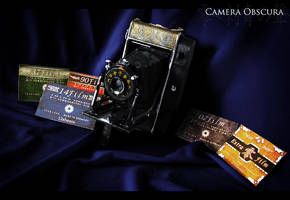 Camera Obscura - Fatal Frame 3 by Bastetsama-Cosplay