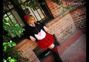 Beatrice Cosplay by Bastetsama-Cosplay