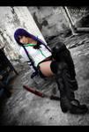 Saeko Busujima Cosplay 08 by Bastetsama-Cosplay
