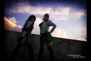 HOTD Cosplay 04 by Bastetsama-Cosplay
