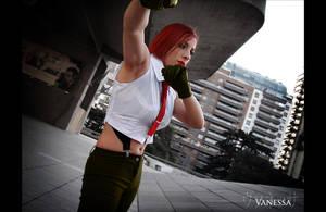Vanessa Cosplay 07 by Bastetsama-Cosplay