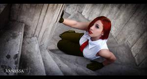 Vanessa Cosplay 09 by Bastetsama-Cosplay