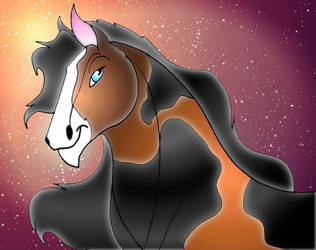 Bred Horse I requested by LunaTheWhite