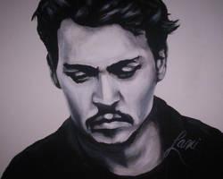 Johnny Depp by lani444